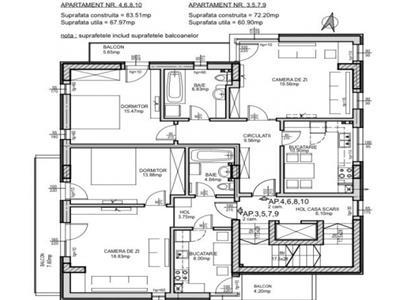 apartament 2 camere dristor Bucuresti