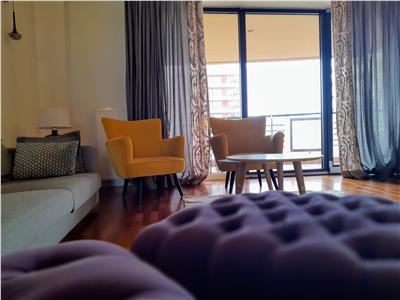 inchiriere apartament 4 camere barbu vacarescu Bucuresti