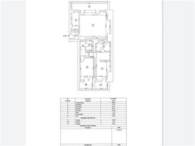 apartament exclusivist 3 camere aviatorilor kiseleff Bucuresti
