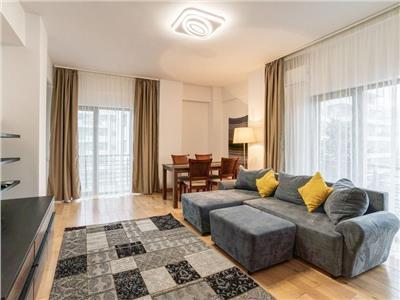 inchiriere apartament 2 camere lux herastrau Bucuresti