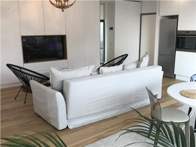 apartament 2 camere 2 bai lux minimalist  herastrau baneasa Bucuresti