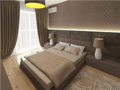 apartament 3 camere barbu vacarescu - belvedere residence Bucuresti