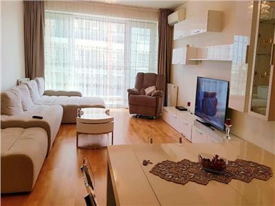 3 camere mobilat utilat lux 2 parcari incluse incity residence Bucuresti