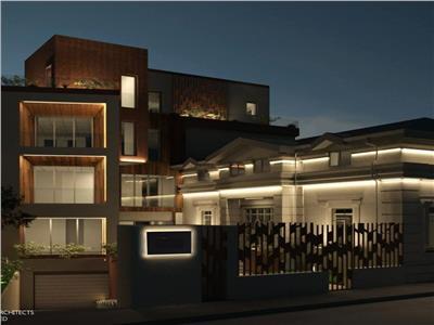 apartament 3 camere duplex imobil nou piata unirii Bucuresti