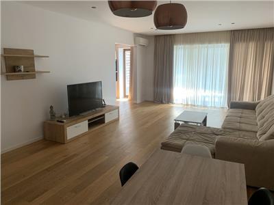 Apartament 3 camere lux Herastrau cu loc parcare