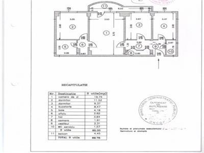vanzare apartament 3 camere dristor langa metrou Bucuresti