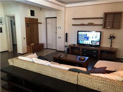 apartament 3 camere lux herastrau cu parcare subterana si boxa Bucuresti