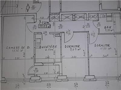 apartament 3 camere pantelimon cu centrala proprie Bucuresti