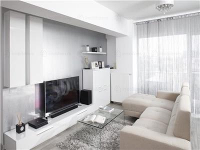 3 camere mobilat utilat lux. Bucuresti