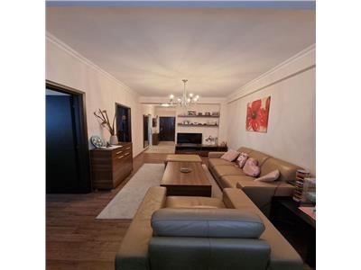 vanzare apartament 3 camere damaroaia+ terasa / complet mobilat si utilat Bucuresti