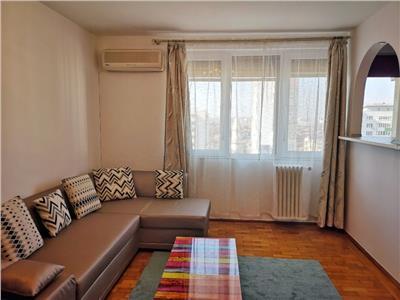 vanzare apartament 2 camere ion mihalache / complet mobilat si utilat Bucuresti