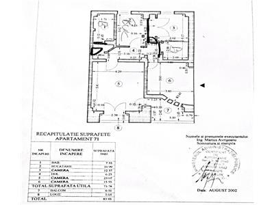 apartament 3 camere  lux piata alba iulia Bucuresti