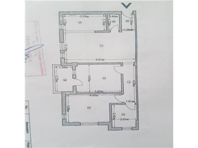 apartament 3 camere moinesti Bucuresti