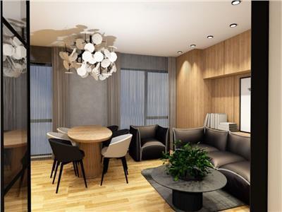 se ofera spre vanzare apartament cu arhitectura si design,executate de o firma de specialitate.compartimentare deosebita,foarte luminos,pozitionare pe sud.dotat cu centrala propre,,incalzire prin pardoseala cu comenzi electronice pe zone,are conditionat centralizat in toate camerele,jalizele exterioare din aluminiu,doua bai,spatii pentru dessinguri,2 locuri de parcare mari,separate intr-o alveola proprie la nivelul -1,2 lifturi. Bucuresti