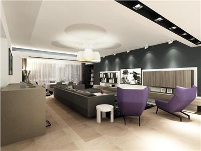 Vanzare apartament 4 camere exclusivist Baneasa.