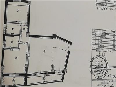 vanzare apartament 3 camere nordului/ herastrau bloc nou Bucuresti