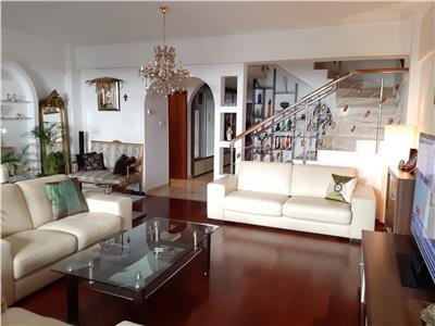 vanzare duplex 4 camere nordului/herastrau lux cu terasa si loc de parcare Bucuresti