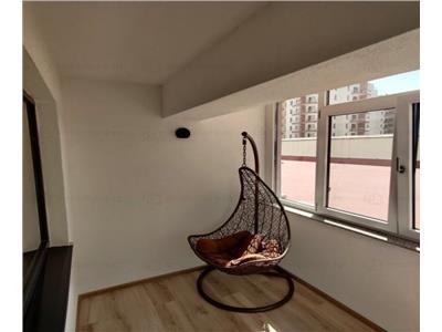 vanzare apartament 2 camere mihai bravu lux   cu vedere pe spate Bucuresti