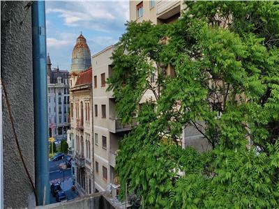 vanzare apartament interbelic de 3 camere universitate kogalniceanu Bucuresti