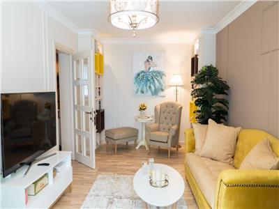 vanzare apartament 3 camere domenii lux Bucuresti