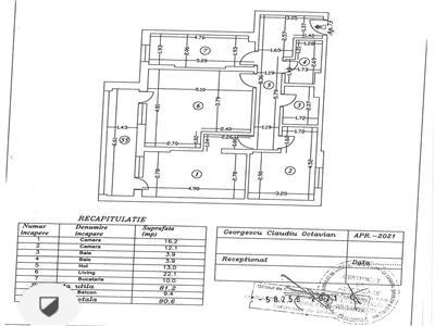 vanzare apartament 3 camere global residence cu loc de parcare Bucuresti