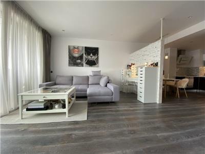 inchiriere apartament 2 camere baneasa-cortina residence Bucuresti