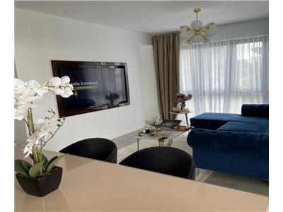 vanzare apartament 3 camere sisesti mobilat si utilat nou Bucuresti