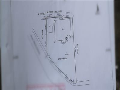 vanzare teren constantin brancoveanu 930 mp cu deschidere de 50 Bucuresti
