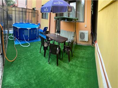 inchiriere apartament 2 camere cu curte colentina Bucuresti
