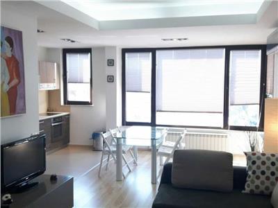 inchiriez apartament 2 camere herastrau Bucuresti